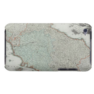 Antique Map of Lazio, Italy iPod Touch Case