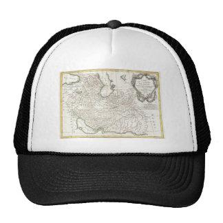 Antique Map of Persia- Iran, Afghanistan, & Iraq Trucker Hat