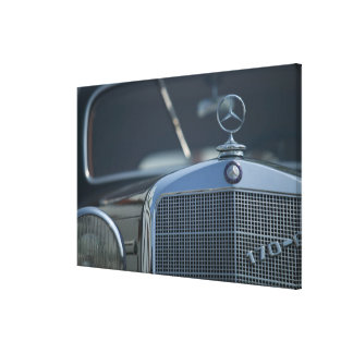 antique mercedes 4 gallery wrapped canvas