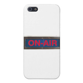 Antique On-Air Sign or On-The-Air Broadcasting Cover For iPhone 5/5S