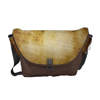 Antique Parchment Grunge Men's Commuter Bag