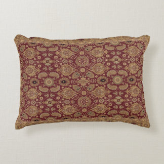 Antique Persian Rug Decorative Cushion