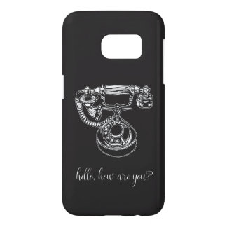 Antique Phone phone case