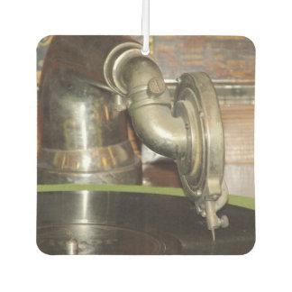 Antique Phonograph Car Air Freshener