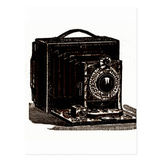 Antique Photography Poco Optical Camera Postcard