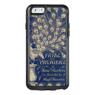 Antique Pride And Prejudice Peacock Edition OtterBox iPhone 6/6s Case