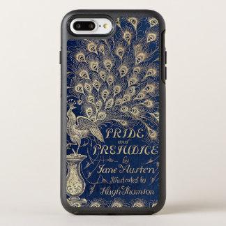 Antique Pride And Prejudice Peacock Edition OtterBox Symmetry iPhone 8 Plus/7 Plus Case