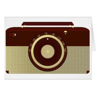 Antique Radio Greeting Cards