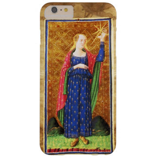 ANTIQUE RENAISSANCE TAROTS 18 / THE STAR BARELY THERE iPhone 6 PLUS CASE