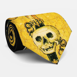 ANTIQUE RENAISSANCE TAROTS ,ACE OF SWORDS TIE
