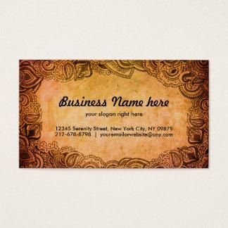 Antique Shop Business Cards