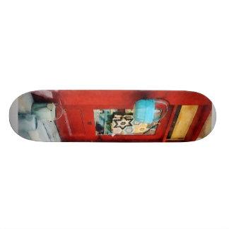 Antique Shop Waterbury VT Skate Board