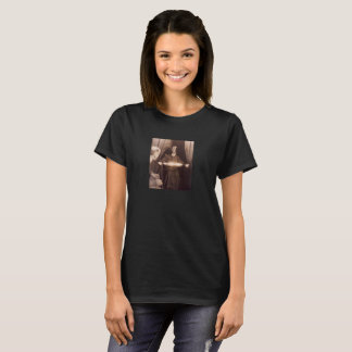 Antique Spirit Photography Women's T Shirt