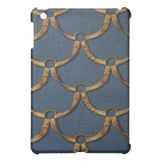Antique Strap Buckles Pattern Speck iPad Case