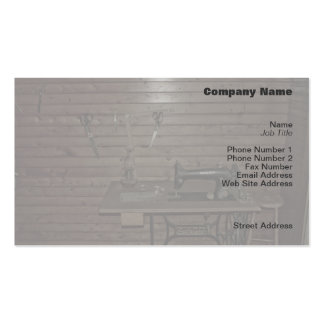 Antique Tailor Made Profile Card Pack Of Standard Business Cards