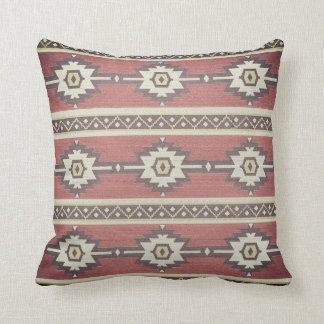 Antique Taos Style Cushion