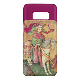 Antique Tarots /German Court Cards/King of Falcons Case-Mate Samsung Galaxy S8 Case