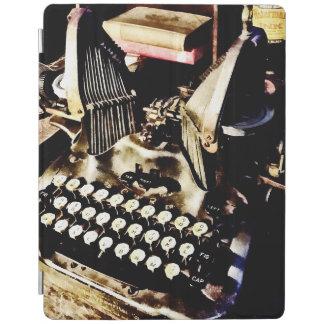 Antique Typewriter Oliver #9 iPad Cover