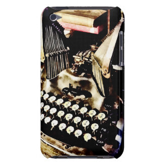 Antique Typewriter Oliver #9 iPod Touch Case-Mate Case