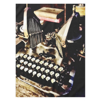Antique Typewriter Oliver #9 Tablecloth