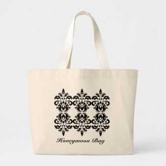 Antique victorian lolita damask pattern bags