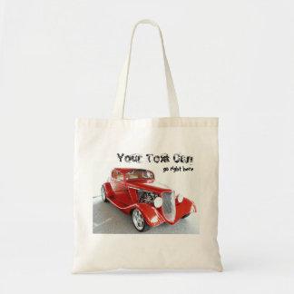 Antique Vintage Collector RED car
