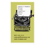 Antique Vintage Typewriter  Writer  Publisher
