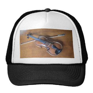 Antique Violin Trucker Hat
