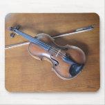 Antique Violin Mousepads