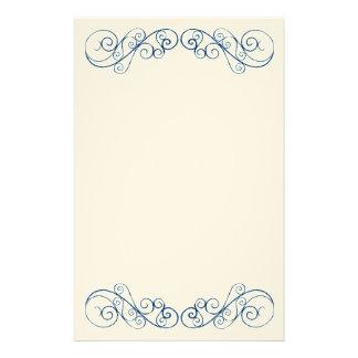 Antique Wedding Customized Stationery