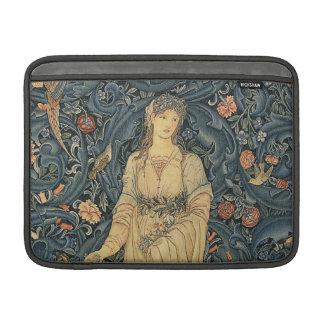Antique William Morris Flora MacBook Sleeve