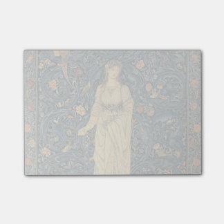 Antique William Morris Flora Post-it® Notes