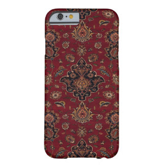 Antique Wine Persian Carpet iPhone 6 case Barely There iPhone 6 Case