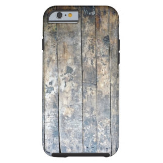 Antique Wood Lumber Cart Cell Phone Case