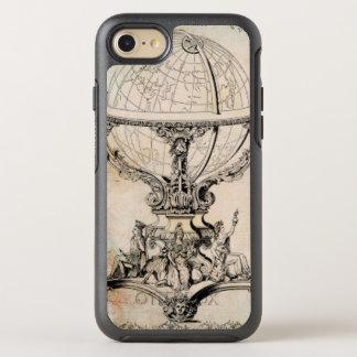 Antique World Globe Map Print OtterBox Symmetry iPhone 8/7 Case