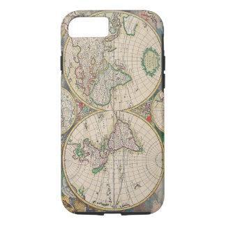Antique World Map iPhone 7 Case