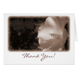 Antiqued Glory Thank You Card