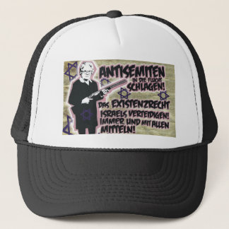 antisemiten into the escape strike more trucker trucker hat