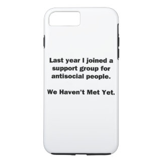 Antisocial Group iPhone 7 Plus Case