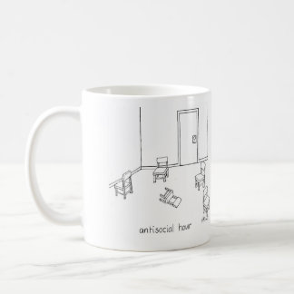 antisocial hour mug