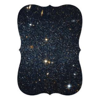 Antlia Dwarf galaxy 13 Cm X 18 Cm Invitation Card