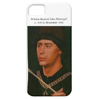 Antoine Busnois also Busnoys iPhone 5 Case