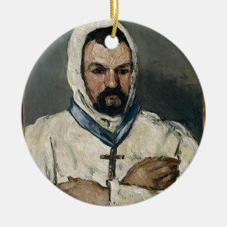 Antoine Dominique Sauveur Aubert Ceramic Ornament