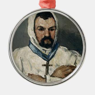 Antoine Dominique Sauveur Aubert Metal Ornament