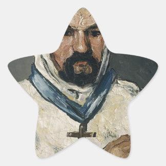 Antoine Dominique Sauveur Aubert Star Sticker