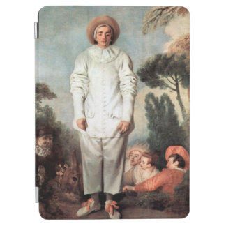 ANTOINE WATTEAU - Pierrot (Gilles) 1718 iPad Air Cover