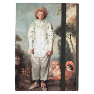 ANTOINE WATTEAU - Pierrot (Gilles) 1718 iPad Air Cover