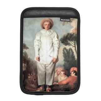 ANTOINE WATTEAU - Pierrot (Gilles) 1718 iPad Mini Sleeve