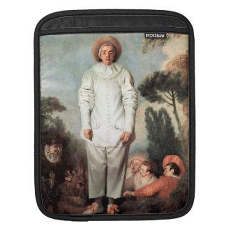ANTOINE WATTEAU - Pierrot (Gilles) 1718 iPad Sleeve