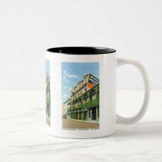 Antoine's Restaurant, New Orleans, Louisiana Two-Tone Coffee Mug